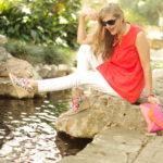 Fashionably Cheryl, Spring 2017, Kohl's Shoes, Austin Fashion, Austinfashionbloggerover50, style over 50