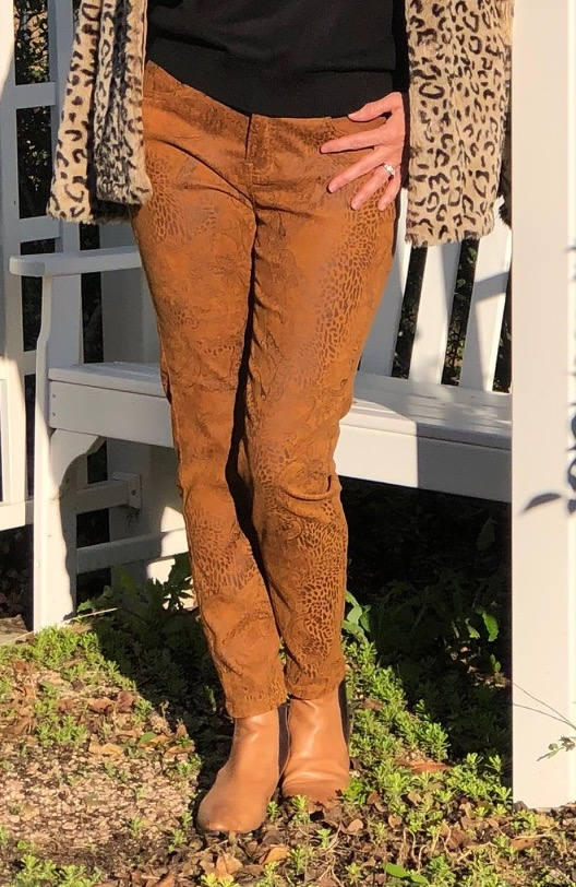 Stein Mart, Fall Trends 2018, Cheryl Bemis, Austin Fashion, ERIC pants