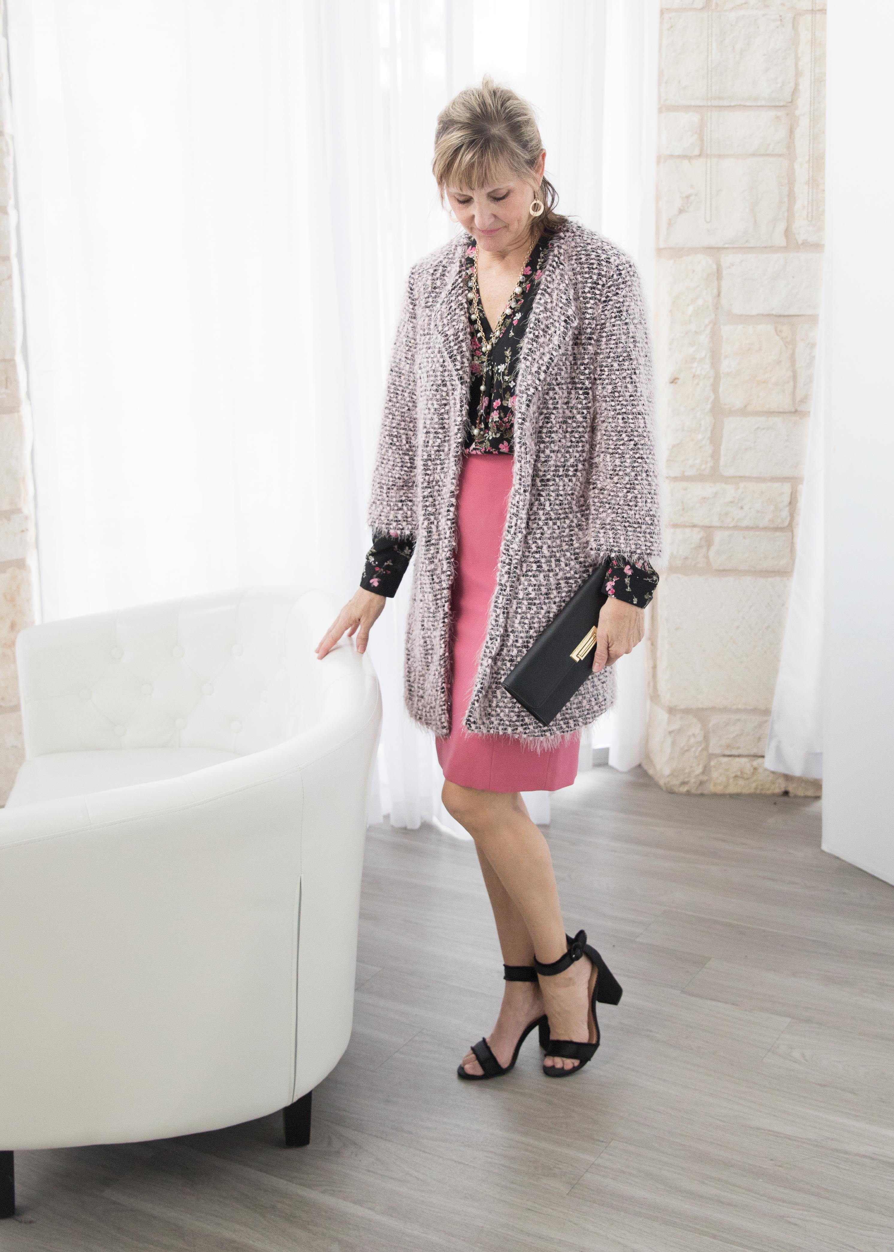 Stein Mart, Cheryl Bemis, Fashionably Cheryl, Fashionably Austin, Austin Blogger over 50